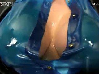 สีน้ำตาล, คุณภาพ ช่องปากเพศ ดี, deepthroat
