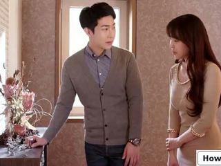 Korean xxx movie clip