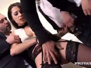brunette pa, bago deepthroat, anal sex