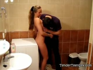 watch brunette quality, quality blowjob any, best shower