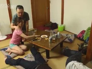 japanisch, lecken, austausch, muschi