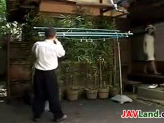 giapponese, pompino, biancheria intima