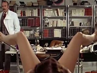 CALMOS 1975 Catherine Alcover,Unknown,Brigitte Fossey,Sylvie Matton,Va