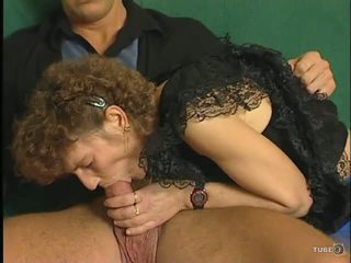 Mature women getting some young cock