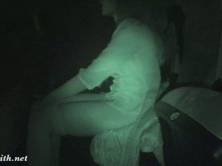 Jeny Smith Undresses at Movie Theater, HD Porn 9c