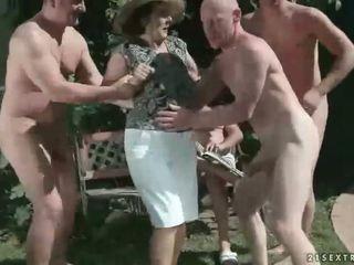 Grandmas sexo compilação