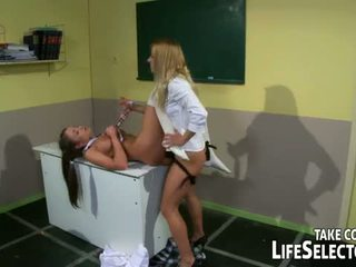 Life selector: nikky thorne sexually temmi berilen by her step eje