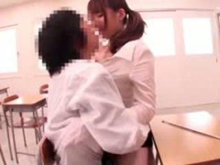 college, japanese, big boobs