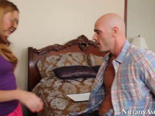 Scarlet رئيس زوجة marie mccray screwing onto smut america