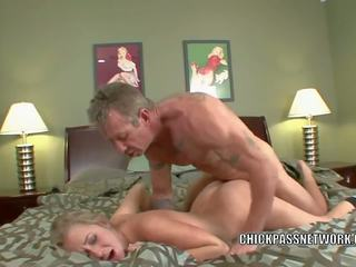 Blonde Hottie Casi James Takes some Dick in Her Hot.