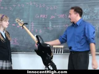 Innocenthigh- क्यूट रेडहेड fucks उसकी टीचर <span class=duration>- 12 min</span>