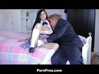십대 섹스, 좋은 엉덩이, hd 포르노