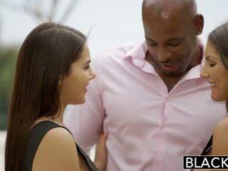 Blacked august ames a valentina nappi zdieľať bbc