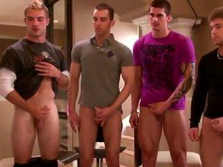 Sexy group amateurs masturbasi