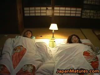 Chisato Shouda Amazing Mature Japanese Part5