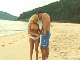 Brazilian sex on the beach