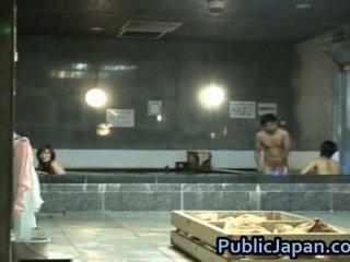 Haruka sasai ázsiai female gangbangs egy