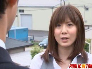 कट्टर सेक्स, जापानी, सार्वजनिक सेक्स