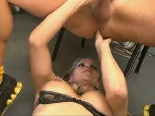Rimming фінгерінг мастурбація