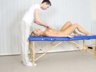 Reif cougar milks schwanz nach hardcore massage