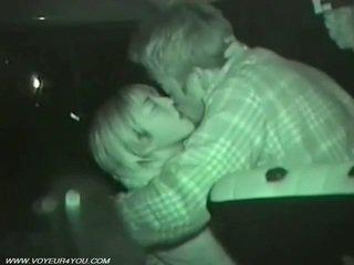 Infrared camera voiture sexe plein record