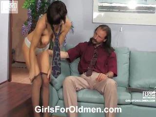 jebkurš hardcore sex, vecs jaunietis, sex labākais, redzēt oldmen karstās