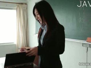 giapponese, sesso di gruppo, sborrata