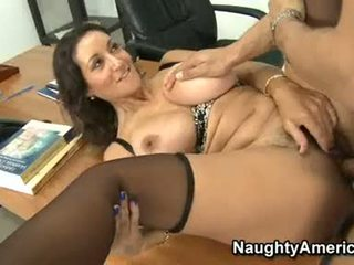 Milf Persia Monir Acquires Her Creamy Facial From A Horny Dong