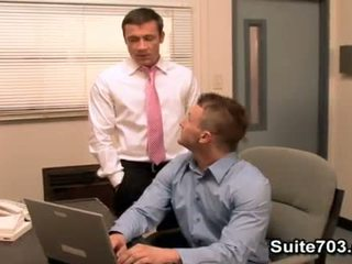 oral, blowjob, office