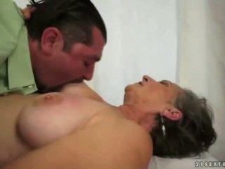 Senelė seksas rinkinys