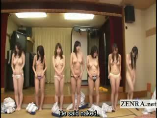 Subtitled समूह की जपानीस milfs stripping के लिए racing गेम