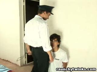 Hoikka tw-nk tastes vankilaan guard's iso rasva kukko