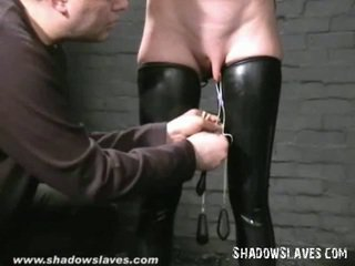 caning, užmaskuotas, slavegirl