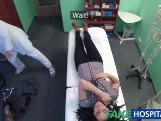 Fakehospital karštas tatuiruotė pacientas cured su sunkus varpa gydymas video
