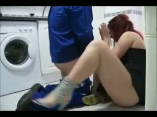 Зрада дружина having секс з the handyman