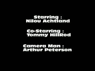 Nilou Achtland & Tommy HillRod's Webcam Sex Show