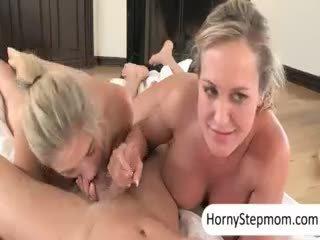büyük göğüsler, hq oral seks, üçlü