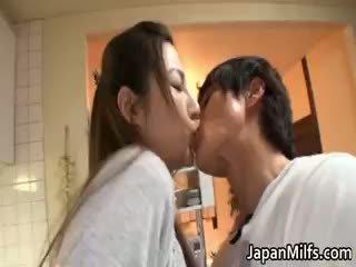 japonais, mature, trentenaire