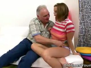 Amy gives herself to this old guy you might ask why but youll never get an answer