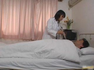 東方的 醫生 病人 色情 vid