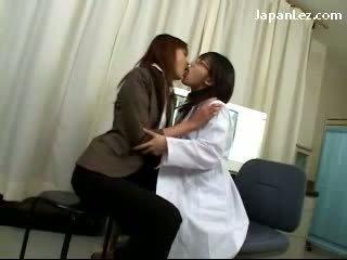 lesbian, asian, doctors