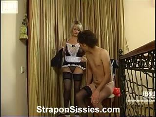 Irene y jack transexual dressed pair