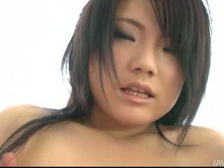 Szex -val dögös ázsiai lány