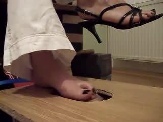 babes, foot fetish, femdom