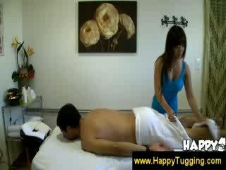Telo na telo masáž