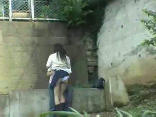 Şirret having seks içinde the park