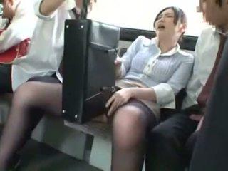 автобус, училище