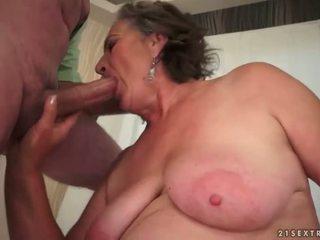 bbw, büyükanne, hardcore
