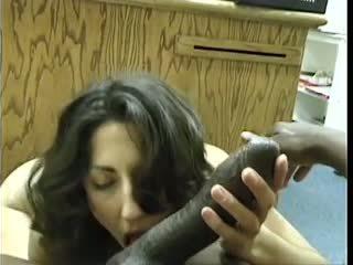 Asian-pakistani brunette sucks stor svart dravidian pikk
