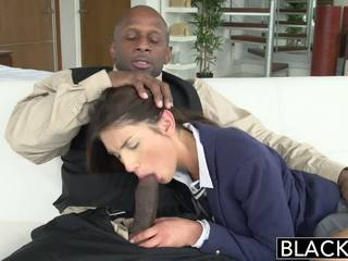 Blacked real modelo august ames loves negra caralho